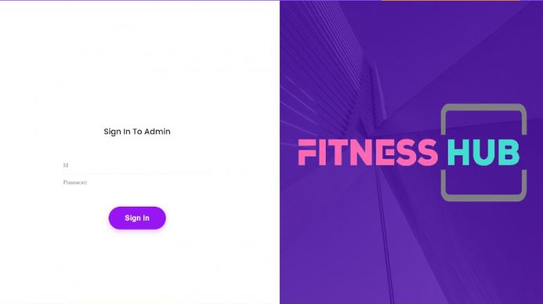 gym website
